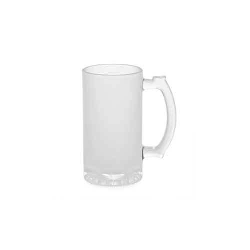16oz Glass Sublimation Steins Carton of 24