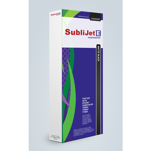 Sublijet-E T-3000/3200 Matte Black Cartridge 350ml
