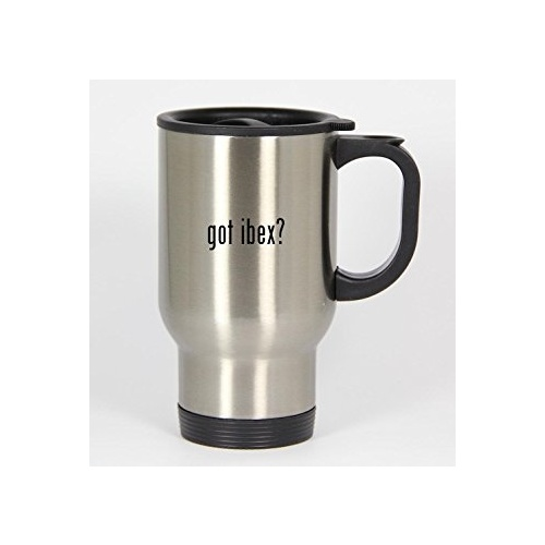 14OZ Silver Sublimation Travel Mug With Gift Box Carton of 24