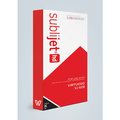Sublijet-HD VJ628 Black-XF 220ml